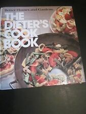 The Dieter's Cook Book by Better Homes and Gardens Editors (1982, Hardcover)