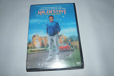 Mr. Destiny James Jim Belushi Michael Caine Movie DVD BRAND NEW SEALED