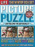Life Picture Puzzle The Winter Box Set, Editors of Life