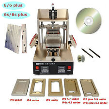 5IN1 LCD REMOVAL MACHINE SEPARATOR FOR IPHONE AND SAMSUNG TOUCH SCREEN PANEL