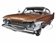 1960 PLYMOUTH FURY HARD TOP CARAMEL METALLIC 1/18 BY SUNSTAR 5422