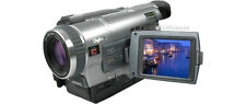 "Sony DCR-TRV230E D8 Camcorder Hi8 Kompatibel 2,5"" Color Display Firewire Top!"