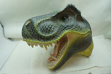 T REX HEAD WALL MOUNT FAUX ANIMAL TAXIDERMY TROPHY DINOSAUR TYRANNOSAURUS REX