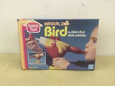 1979 Romper Room BIRD AND MUSICAL ZOO No. 627 Hasbro NOS Factory Sealed Vintage