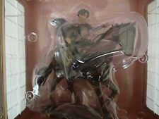 Attack On Titan Wall Outside Capture Strategy Levi Riding Figure Japan Import