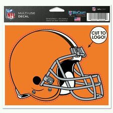 """Cleveland Browns Historic Logo WinCraft 5"""" x 6"""" Multi-Use Decal"""