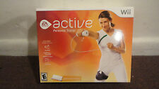 EA Sports Active (Nintendo Wii, 2009) Personal trainer. Open Box. LOOK!!!