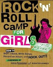 Rock N Roll Camp For Girls - Rock N Roll Camp For Girls (2011) - Used - Tra