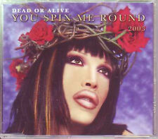 ☆ MAXI CD DEAD OR ALIVE You spin me round 2003 3-track jewel case