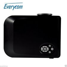 1000 lumens EC80 Mini Home Theater Projector 800*600 Pico portable Projector VGA