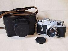 KMZ ZORKI 4K Russian Rangefinder Camera 35mm Jupiter 8 2/50mm Lens