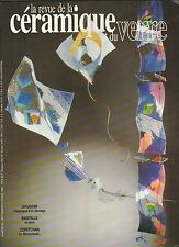 La revue de la céramique et du verre N°48 septembre - octobre 1989 Gauguin