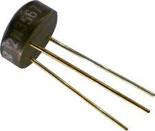 Vintage Transistor 2N3567 Gold Leads