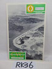 VINTAGE QSL CARD AMATEUR RADIO POSTAL 1971 STAMP GUAYANA-CONCURSO EL DORADO