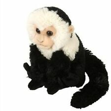 """8"""" Capuchin Monkey Plush Stuffed Animal Toy - 12274"""