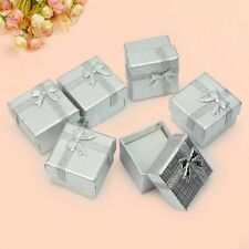 24pcs Necklace Ring Earring Bracelet Watch Jewelry Gift Box Case Wedding Package