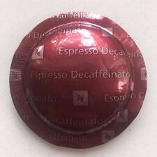 NESPRESSO PRO CAPSULES PADS *ESPRESSO DECAF* - 30 COUNT - TUBE COFFEE PODS CHEAP