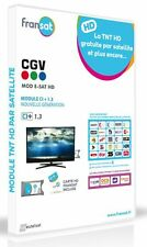FRANSAT HD UHD 4K MODUL CAM CI+ 1.3 NEOTION KARTE VIACCESS TNT SAT REPLAY-