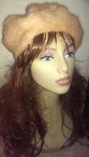 Ralph Lauren Polo womens girls Angora beret beanie Hat   NWT