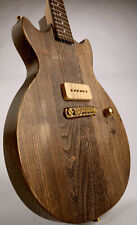 Slick Guitars SL 59 Brown Woodgrain