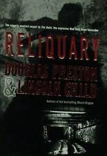Reliquary by Preston, Douglas J., Child, Lincoln