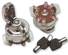 Drag Specialties Round Key Internal Contact Switch - 0909-0202 21-0202PAE-BC1