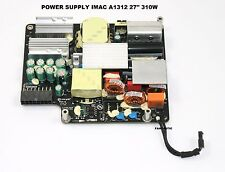 "Apple iMac 310W Power Supply 27"" A1312 PA-2311-02A  614-0446 2009 2010 2011"