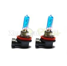 HB4 9006 5000K 100W Fog Spot Light Upgrade Halogen Bulbs Xenon White Look Effect