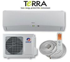 GREE TERRA 12000 BTU Mini Split Air Conditioner Heat Pump SEER 25 ENERGY STAR