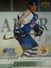 107 Terence Campbell Iserlohn Roosters DEL 2000-01
