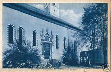 ve 026 Anni 30 BELLUNO Chiesa di S.Stefano -non viaggiata -FP - Ed.Giulio Marino