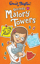NEW (11)  SECRETS AT MALORY TOWERS ( MALORY TOWERS book )  Enid Blyton 3L