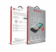 Genuine ZAGG HTC ONE M9 InvisibleSHIELD Tempered GLASS Screen Protector - CLEAR