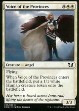 4x Voice of the Provinces | NM/M | Blessed vs. Cursed | Magic MTG