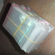 Wholesale 200Pcs OPP Clear Seal Self Adhesive Plastic Jewelry Packing Bags