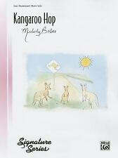 Kangaroo Hop (Sheet) (Signature Series), Bober, Melody, New Books