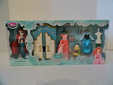The Little Mermaid PRINCESS ARIEL Mini Doll Wardrobe Playset NIB DISNEY STORE