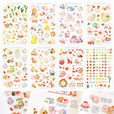 Molang Sticker Ver.4 Book Planner Diary Scheduler Cute Point Decoration Decal