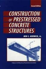 Construction of Prestressed Concrete Structures, 2nd Edition-ExLibrary