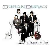 Duran Duran - Biggest and the Best (2012) - 2 x CD