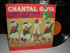 33 TOURS / LP--CHANTAL GOYA--ELLIOTT LE DRAGON/LA POUPEE/RIRI FIFI LOULOU...