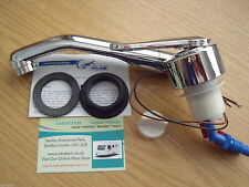 CARAVAN / MOTORHOME - Comet Smev Mixer Tap + Micro Switch-Chrome Effect - AC539