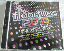 Various Artists - Floorfillers  2010  (  Album 2010 x 2 CD`s ) Used very good