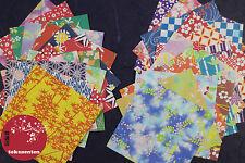 Papier Décoratif Japonais Yuzen 30 NEUF ORIGAMI PAPIER Yuzen Japan Art Paper NEW