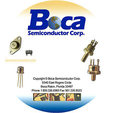 2SA881 Philips ECG21 Silicon PNP AF Driver Transistor, 2SA881 (Lot of 1)