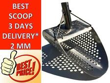 Sand Scoop Metal Detector 1 year Warranty Stainless Steel Beach Shovel 2 mm