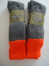 REALTREE  Merino Wool Blend Cold Weather Socks, Size 10-13 Style 454