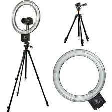 "Diva Ring Light Nova 18"" Original Photo/Video Fluorescent w/ ESPOD Tripod"