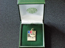 CELTIC 1967 EUROPEAN CUP WINNERS MEDAL - C/W GREEN BOX & FREE CREST