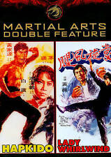 Martial Arts Double Feature - (HAPKIDO / LADY WHIRLWIND) DVD [V50]